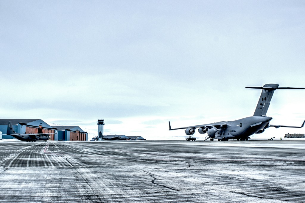 Thule Air Base (Greenland) - Military Living